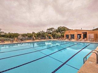 Charming Tucson Resort Studio w/Lavish Amenities!