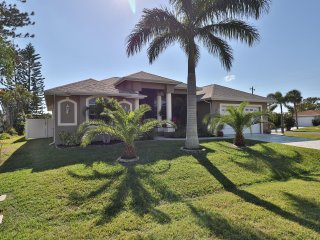 Stunning 3 Bed / 3 Bath Vacation Home with heated pool and hot tub