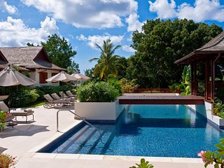 Villa Alila  (Located Within The Beautiful Sandy Lane Estate.)