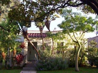 West Los Angeles house & huge yard: