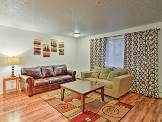 NEW! 2BR Anchorage Apt - 3 Min. From Downtown!