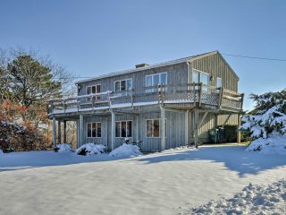 NEW! 3BR Coastal Biddeford Home w/ Deck and Views!