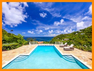 Saint Lucia 10 - 6 bed villa with private infinity pool, panoramic views and sta