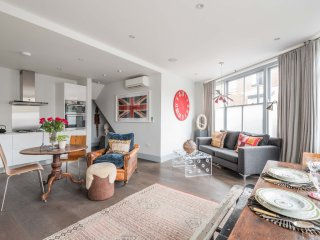 Designer home in Hammersmith
