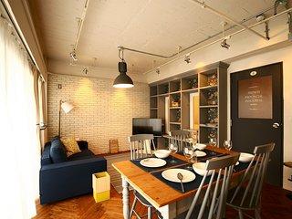 New! Premium stylish Serviced 2BR apartment at Meguro