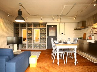 New! Premium stylish Serviced 2BR apartment at Meguro