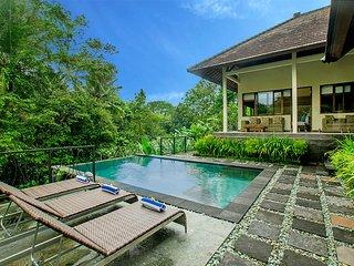 Villa Umah Wake Private Villa River View