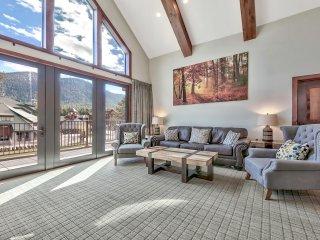3Br Luxury Residence steps to Heavenly Gondola & Village