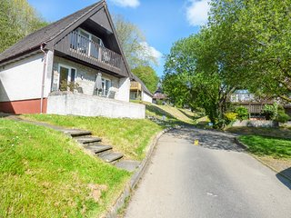 LODGE 45, King-size, pets welcome, en-suite, Gunnislake, Ref 933615