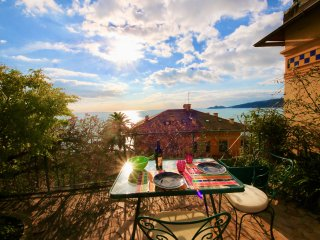 SUITE ENRICA-terrace above the sea by KlabHouse