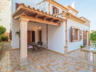 CAN JOAN - Chalet for 10 people in Cala Figuera