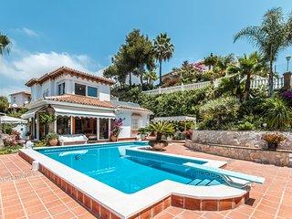 Cubo's Villa El Velero de Benajarafe