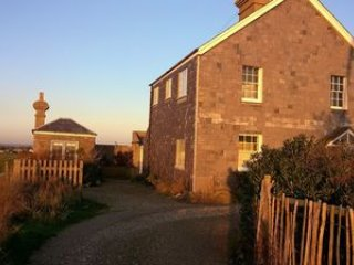 Pirates Point, a cosy, coastal holiday cottage.  Pet friendly