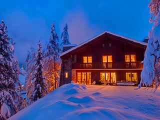 Lovely Chalet Perfect For A Large Family Ski Trip