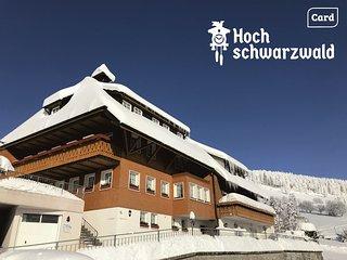 Pension Glöcklehof - Ferienwohnung Todtnauberg