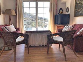 Montebajo Cove, apartamento para 6 en Sierra Nevada a pie de pistas.