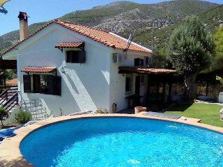 Villa HEAVENS KNIGHTS 1 with private pool.