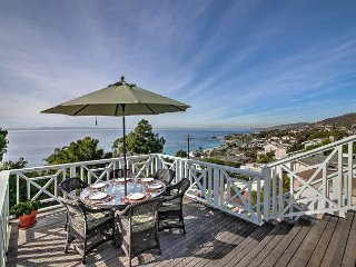 Stunning 3BR w/ Terraced Balconies & Sweeping Pacific Views, Walk to Beach