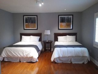 Toronto Luxury Guesthouse Superior Double Room