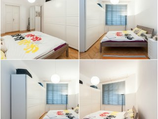 Single bedroom apartment in the heart of Prague