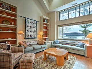 Spacious Lake Harmony Condo 5 Minutes to Skiing!