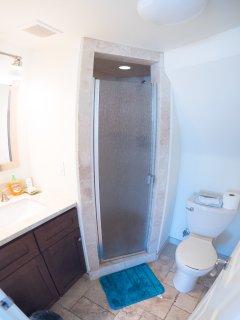 Bathroom #1 Unit B