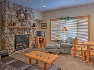 2nd-Row Nisswa Townhome - 83 Yards from Gull Lake!