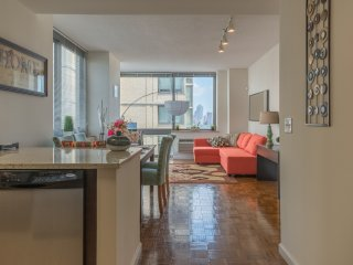 AMAZING NYC VIEWS-2B 2BA APT,LUXURY BUILDING-ZEN SUITES-20QA