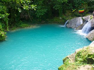 Adventure to Hidden Water Falls and trails in Ocho Rios