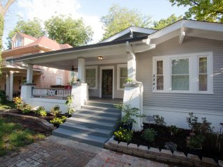 Beautiful 3 BR-3 BA Bungalow at Overton Square