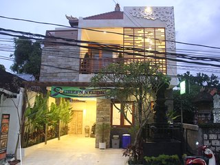 New open!★Very Cozy Green Studio in Seminyak,No.22