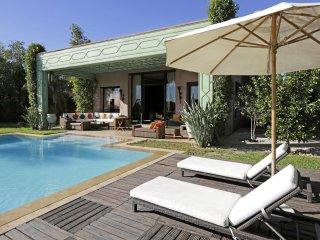 Villa MEZIANE Golf Marrakech