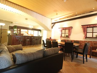 ※ Casa BARvaria ※ Incredible 8BR ※ 300 sqm ※ With a BAR ※