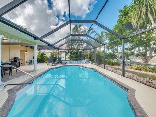 Villa Sabrina, Cape Coral
