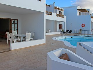 Excellent Two Bedroom Apartment With Sea Views in Central Puerto del Carmen