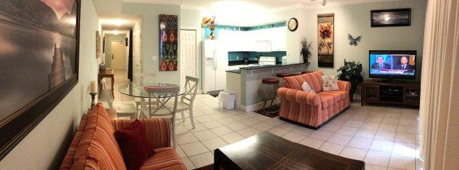 Living Room - Pan View