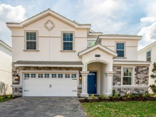 8942TW Champions Gate 8 Bedroom 5 Bathroom