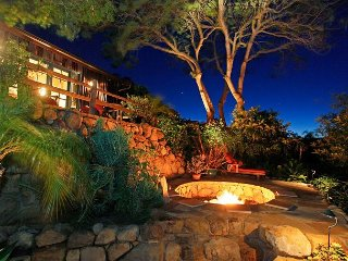Casa Santa Barbara | Secluded Designer Hillside Home | Rivera & Mountain View