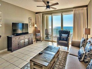 20% OFF SPRING STAYS: GULF VIEW Beach Condo * Resort Pool/Hot Tub + VIP Perks