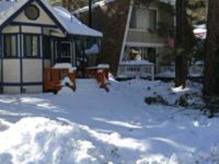 Beary Comfy Cabin - Big Bear City Ca