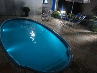 Casa para alugar com piscina em Torres