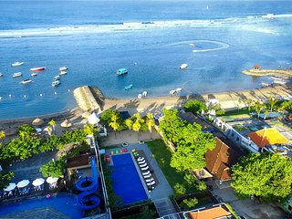 Two Bedroom Private Pool Benoa Sea Suites Nusa Dua Bali