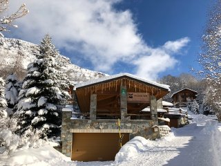 70m from the slope, Monster Chalets - Le Verney