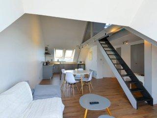Duplex type loft centre ville