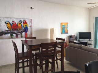 Real del Carmen,  beautiful 2 bedrooms condo