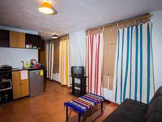 Comfy apartment laundry incl. in central Quito