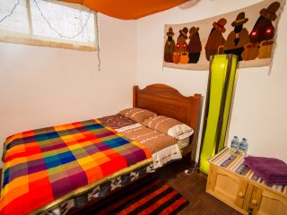 Mini apartment laundry incl. in central Quito