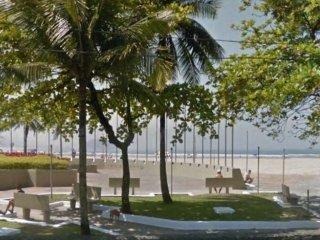Apartamento em Sao Vivente perto da praia