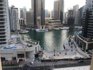 Dubai Marinas View 2Bedroom Suites