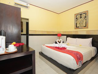Legian Guest House Superior Room only  with Free return Airport transfer
